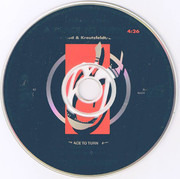 CD Single - Peaches & Bobo - A Place To Turn