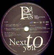 12'' - Peaches - Next To You