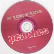 CD - Peaches - The Teaches Of Peaches