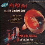 LP - Pee Wee Hunt and Pee Wee Russell - Dixieland