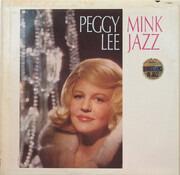 LP - Peggy Lee - Mink Jazz