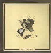 LP - Penny Rimbaud & Eve Libertine - Acts Of Love - + book, Crass