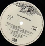 LP - Pentangle - This Is Pentangle