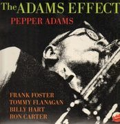LP - Pepper Adams - The Adams Effect