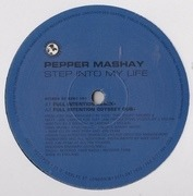 12'' - Pepper Mashay - Step Into My Life