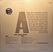 LP - Perry Como - Como's Golden Records - Still Sealed