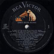 LP - Perry Como - Como's Golden Records - mono