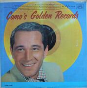 LP - Perry Como - Como's Golden Records