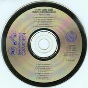 CD - Perry Como - Perry Como Sings Merry Christmas Music