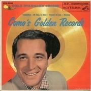 7'' - Perry Como - Como's Golden Records