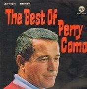 LP - Perry Como - The Best Of Perry Como