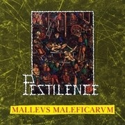 LP - Pestilence - Malleus Maleficarum - HQ-Vinyl