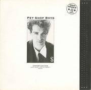 12'' - Pet Shop Boys - Opportunities (Let's Make Lots Of Money)