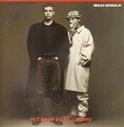 12'' - Pet Shop Boys - So Hard