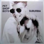 12'' - Pet Shop Boys - Suburbia