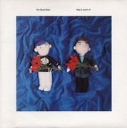 7inch Vinyl Single - Pet Shop Boys - Was It Worth It?