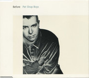 CD Single - Pet Shop Boys - Before - CD1