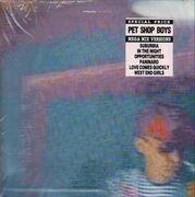 LP - Pet Shop Boys - Disco