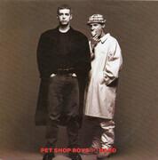 7inch Vinyl Single - Pet Shop Boys - So Hard