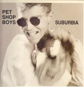 12inch Vinyl Single - Pet Shop Boys - Suburbia