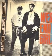 7inch Vinyl Single - Pet Shop Boys - West End Girls