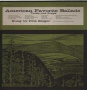 LP - Pete Seeger - American Favorite Ballads, Vol. 3