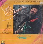 Double LP - Pete Seeger - Clearwater Classics - Still Sealed