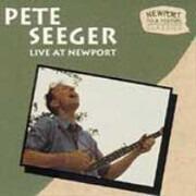 CD - Pete Seeger - Live At Newport