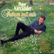 LP - Peter Alexander - Träum Mit Mir