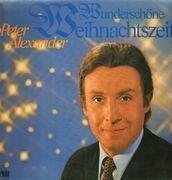 LP - Peter Alexander - Wunderschöne Weihnachtszeit - Gatefold
