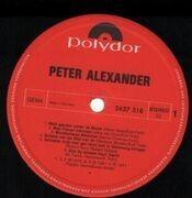 LP - Peter Alexander - Peter Alexander