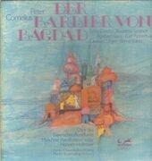 LP-Box - Peter Cornelius/ S. Geszty, T. Schmidt, G. Unger, H. Hollreiser - Der Barbier von Bagdad - linnen box