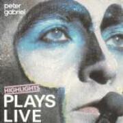 CD - Peter Gabriel - Plays Live - Highlights