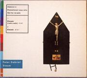 CD Single - Peter Gabriel - Steam - Digipak / Promo
