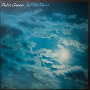 LP - Peter Green - In The Skies - GREEN VINYL