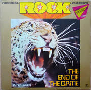 LP - Peter Green - The End Of The Game