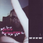 CD - Peter Holsapple - Out Of My Way