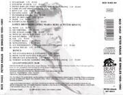 CD - Peter Kraus - Die Singles 1958 - 60