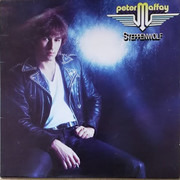 LP - Peter Maffay - Steppenwolf - with lyrics sheet