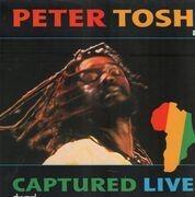 LP - Peter Tosh - Captured Live