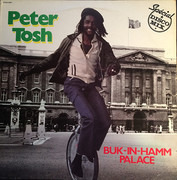 12inch Vinyl Single - Peter Tosh - Buk-In-Hamm Palace