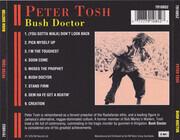 CD - Peter Tosh - Bush Doctor