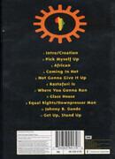 DVD - Peter Tosh - Captured Live