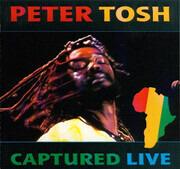 CD - Peter Tosh - Captured Live