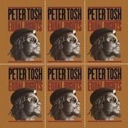 Double LP - Peter Tosh - Equal Rights - 180 GRAM PRESSING / 6MM SLEEVE + 2 INSERTS / 9 BO
