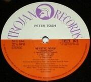 LP - Peter Tosh - Mystic Man