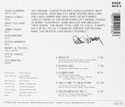 CD - Peter Warren - Bass Is