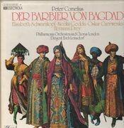 LP-Box - Peter Cornelius - Der Barbier von Bagdad, Erich Leinsdorf, London