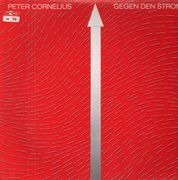 LP - Peter Cornelius - Gegen Den Strom - embossed cover