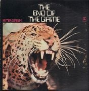 LP - Peter Green - The End Of The Game - US ORIGINAL